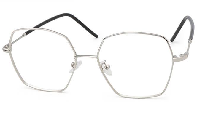 Maria Square Eyeglasses фото