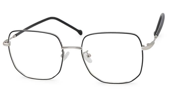 Paris Square Eyeglasses фото