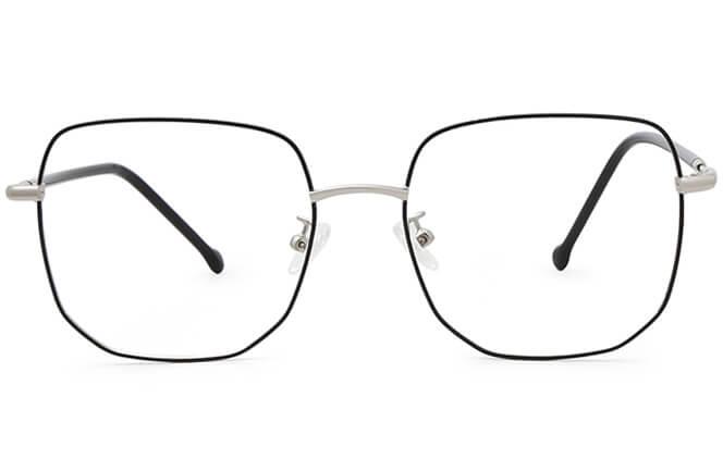 Paris Square Eyeglasses