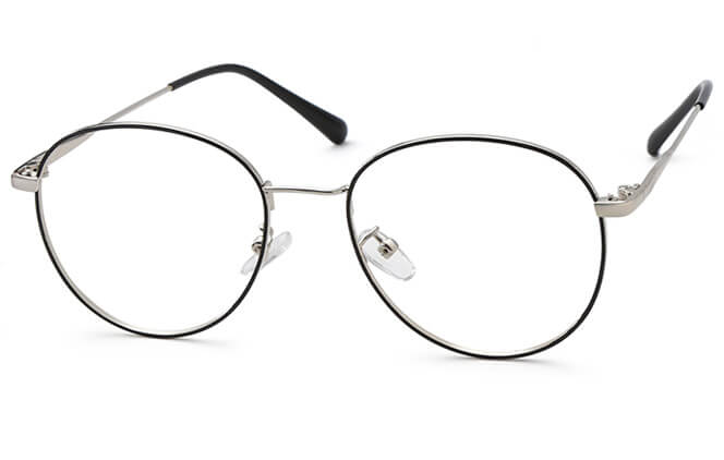 Charlie Oval Eyeglasses фото