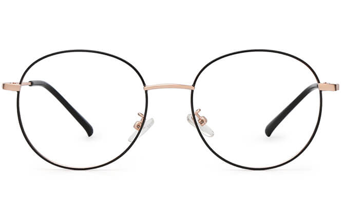 Riley Round Eyeglasses