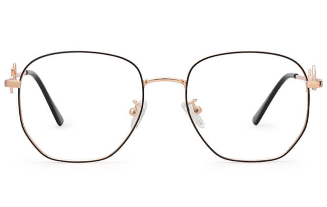 Hermosa  Square Eyeglasses