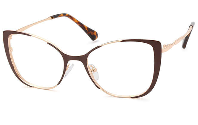 Meryl Cat Eye Eyeglasses фото