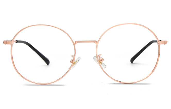 Jennifer Round Eyeglasses