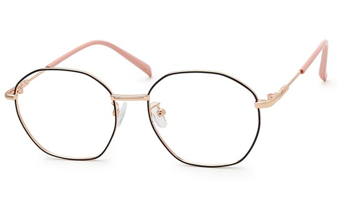 Samantha Polygon Eyeglasses фото