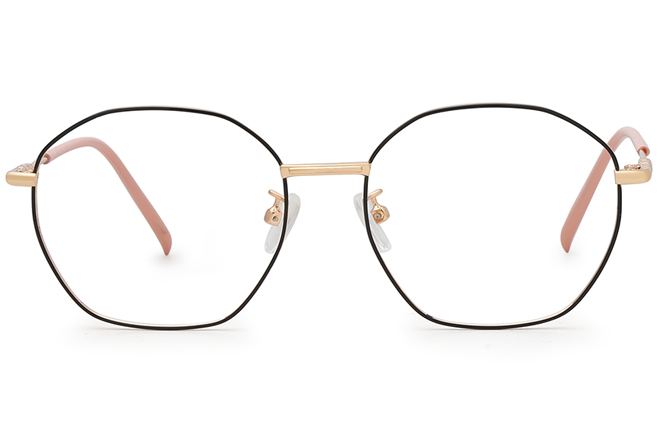 Samantha Polygon Eyeglasses
