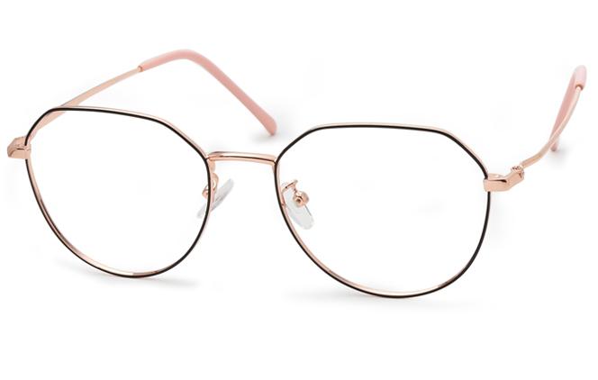 Carey Polygon Eyeglasses фото