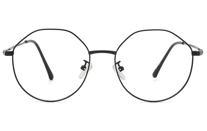 Agnes Polygon Eyeglasses