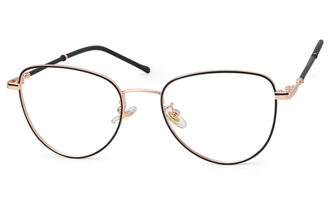 Lorelei Oval Eyeglasses фото