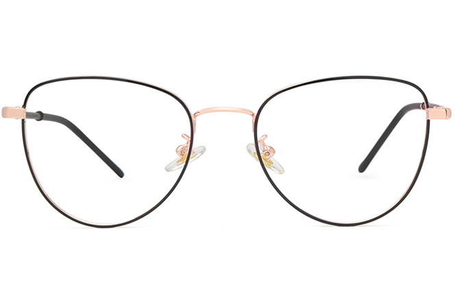 Lorelei Oval Eyeglasses