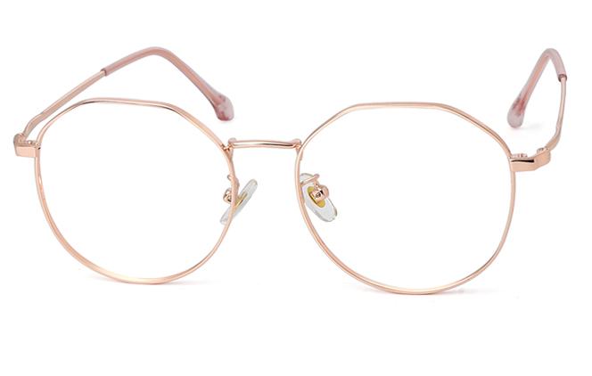 Olga Polygon Eyeglasses фото