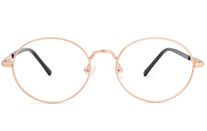 Estelle Oval Eyeglasses