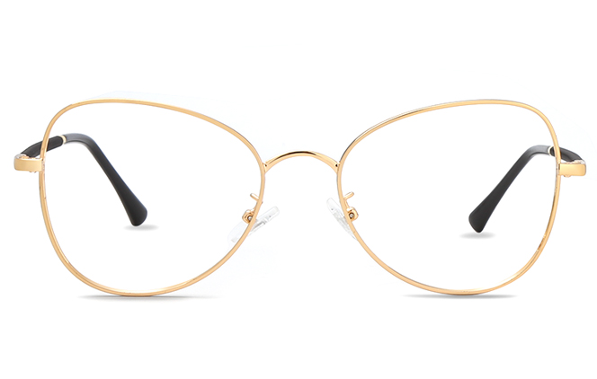 Gal Oval Eyeglasses
