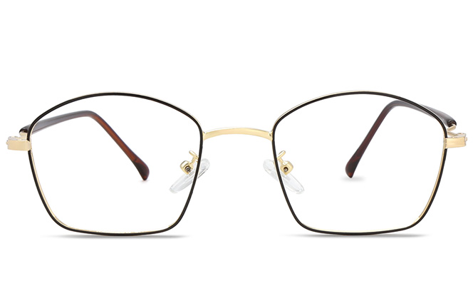 Camilla Polygon Eyeglasses