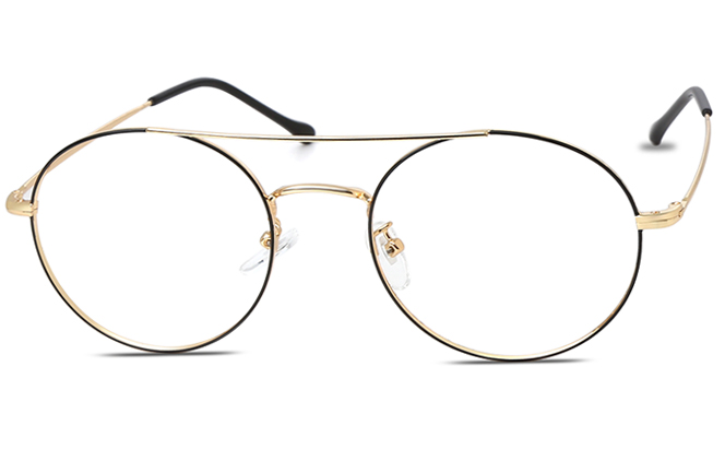 Queena Aviator Eyeglasses фото