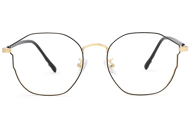Zahra Polygon Eyeglasses