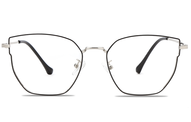 Owen Polygon Eyeglasses