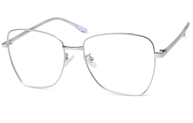 Meroy Rectangle Eyeglasses фото