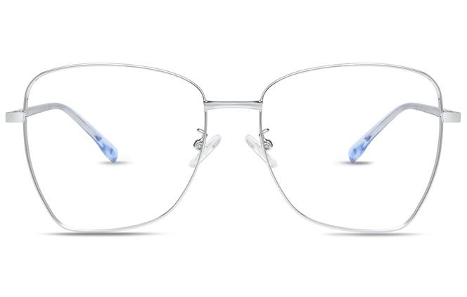 Meroy Rectangle Eyeglasses