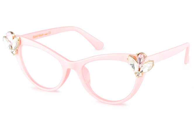 Buy Zandra Cat Eye Eyeglasses