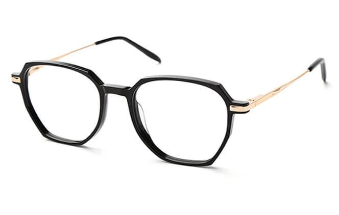 Dotson Oval Spring Hinge Eyeglasses фото