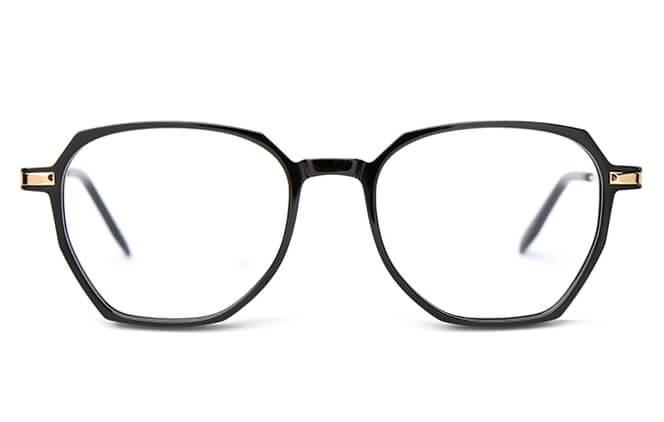 Dotson Oval Spring Hinge Eyeglasses