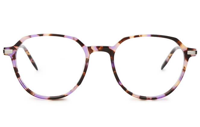 Winifred Oval Spring Hinge Eyeglasses