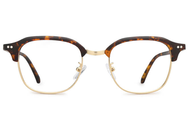 Kama Rectangle Eyeglasses