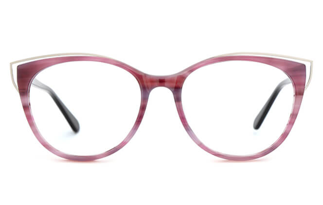 Hailey Cat Eye Eyeglasses