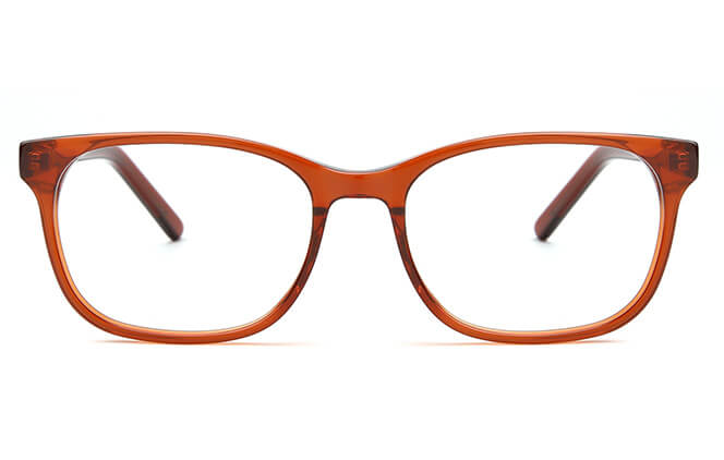 Lilith Rectangle Spring Hinge Eyeglasses