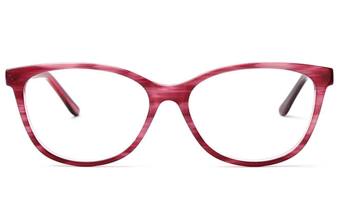 Karla Rectangle Spring Hinge Eyeglasses