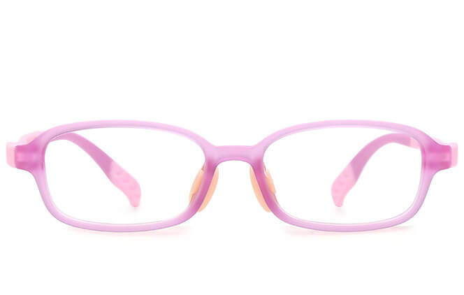 Aure Rectangle Kids' Eyeglasses