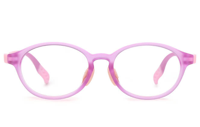 Azura Oval Kids' Eyeglasses