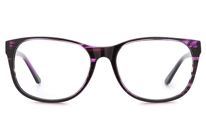 Mott Rectangle Spring Hinge Eyeglasses