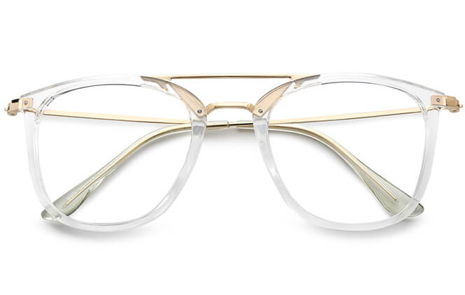 Ellison Aviator Eyeglasses