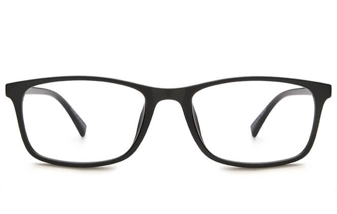 Elisha Rectangle Eyeglasses