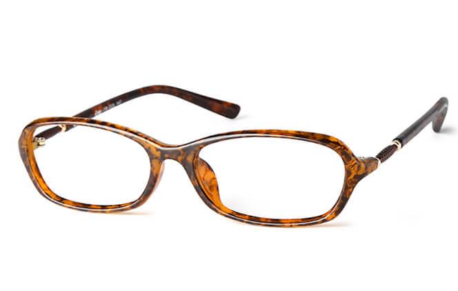 Teena Oval Eyeglasses