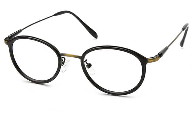 Daureen Oval Eyeglasses