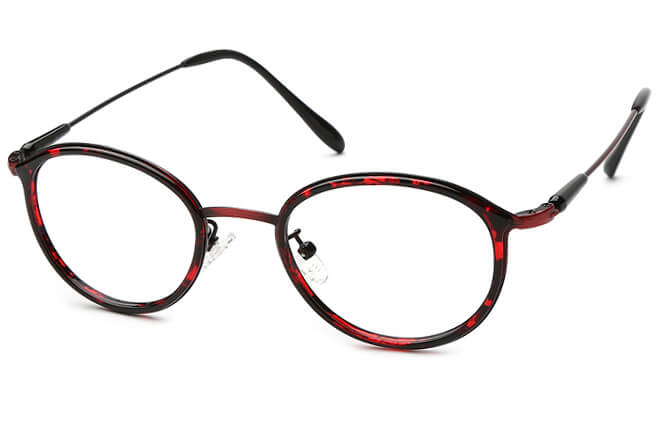 Daureen Oval Eyeglasses фото