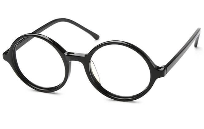 Nanette Round Eyeglasses
