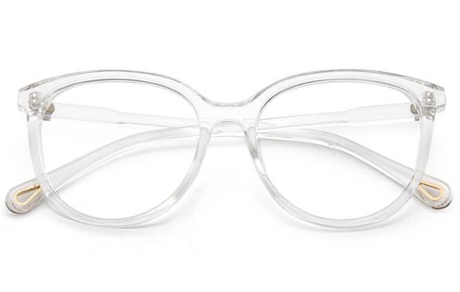 Foteini Rectangle  Eyeglasses
