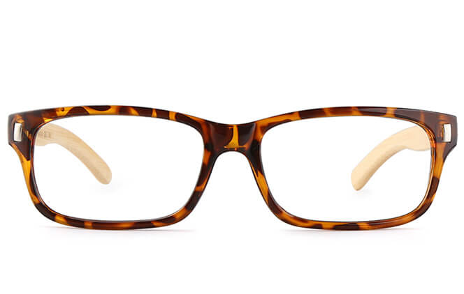 Joelle Rectangle  Eyeglasses