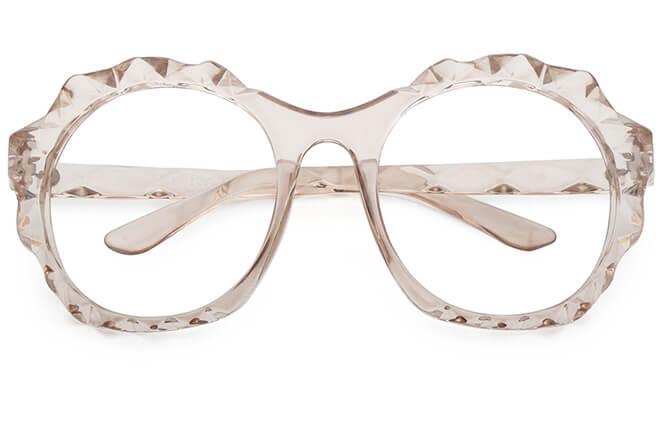 Heraiza Round Eyeglasses