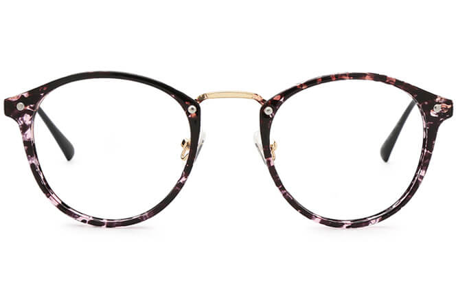 Esther Round Eyeglasses