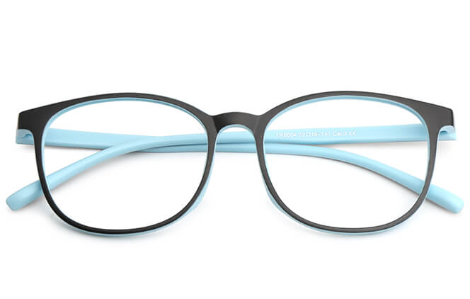 Jhully Rectangle Eyeglasses