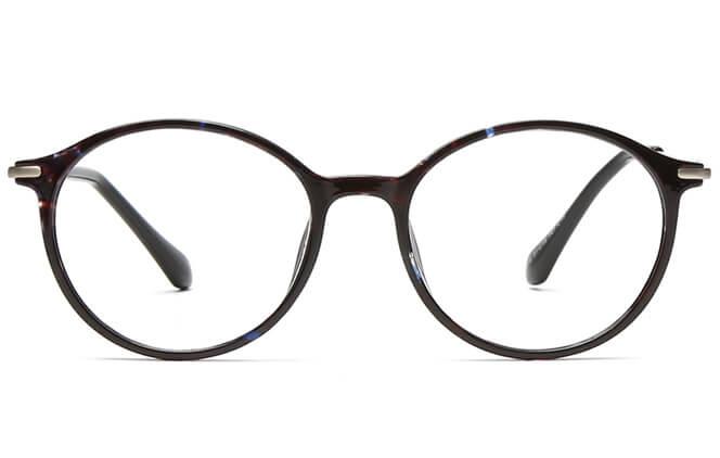 Nyoka Oval Eyeglasses