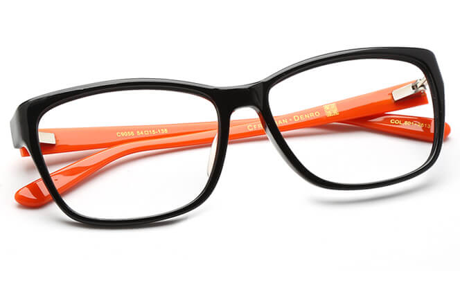 Tolonyia Rectangle Eyeglasses