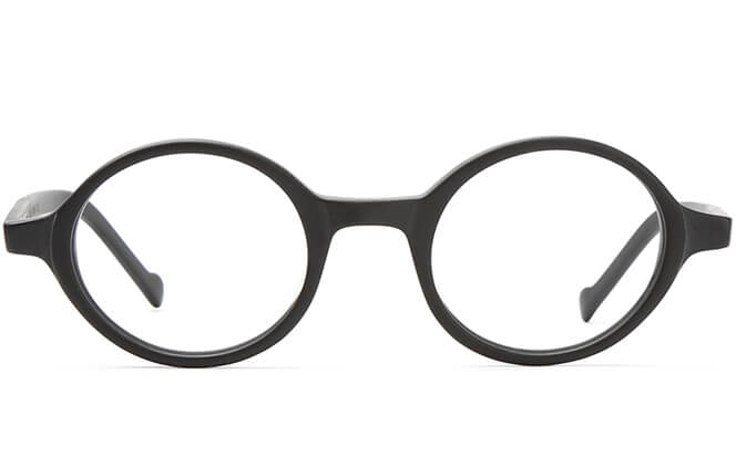 Annette Round Eyeglasses