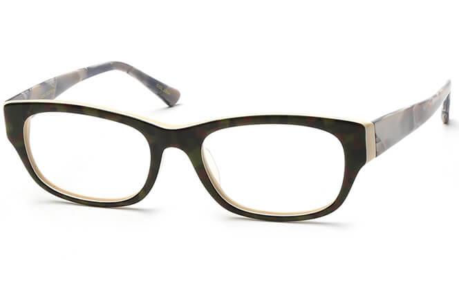 Jerrian Rectangle Eyeglasses фото