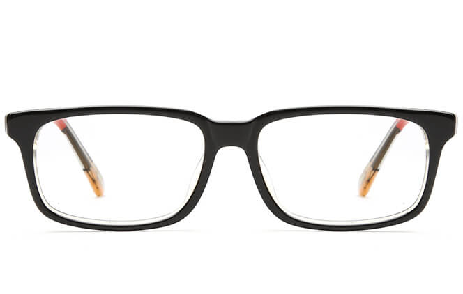 Crane Rectangle Eyeglasses